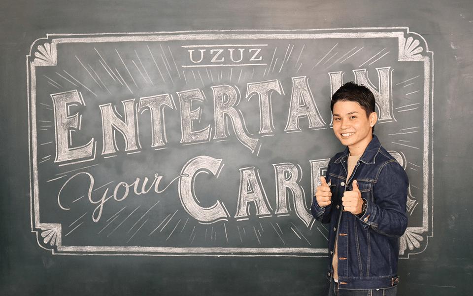 沖縄から上京してきた23歳男性が、憧れの東京で未経験インフラエンジニアに挑戦!