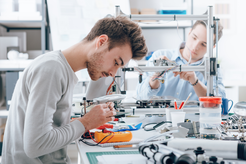 機械設計エンジニアになるなら!未経験歓迎の図研テックでキャリアを積もう!